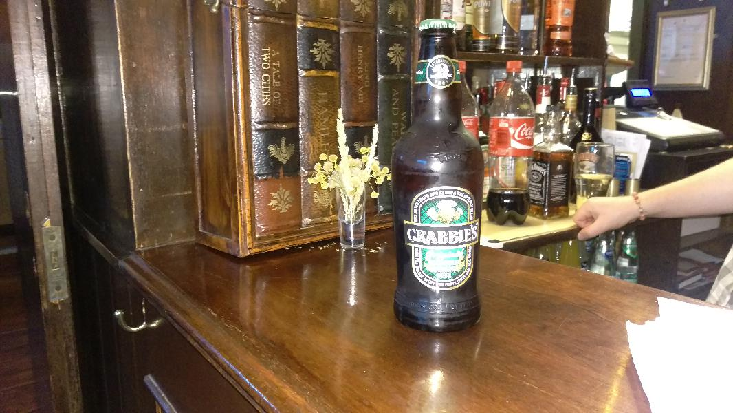 Crabbies (500ml) available here
